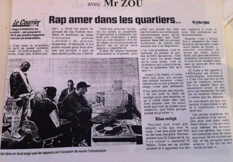 archive article rap