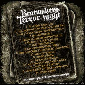 Beatmakers Terror Night part2