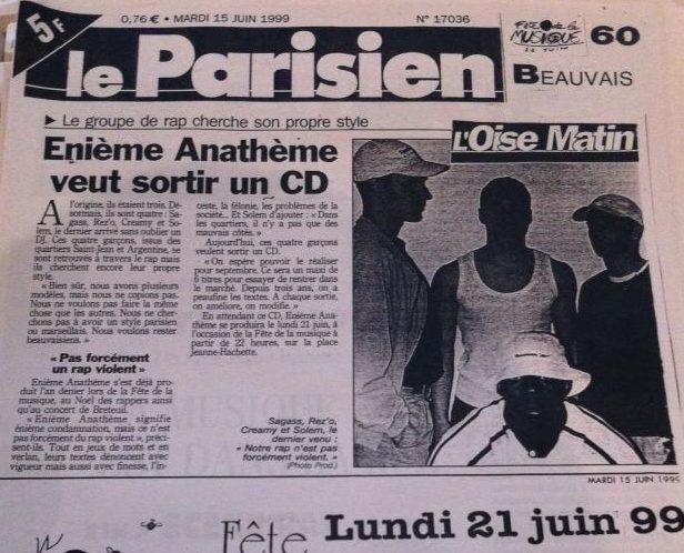 article archive rap juin 1999