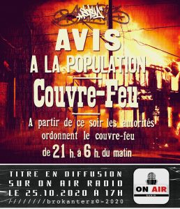 COUVRE-FEU-FINAL-ON-AIR-RADIO