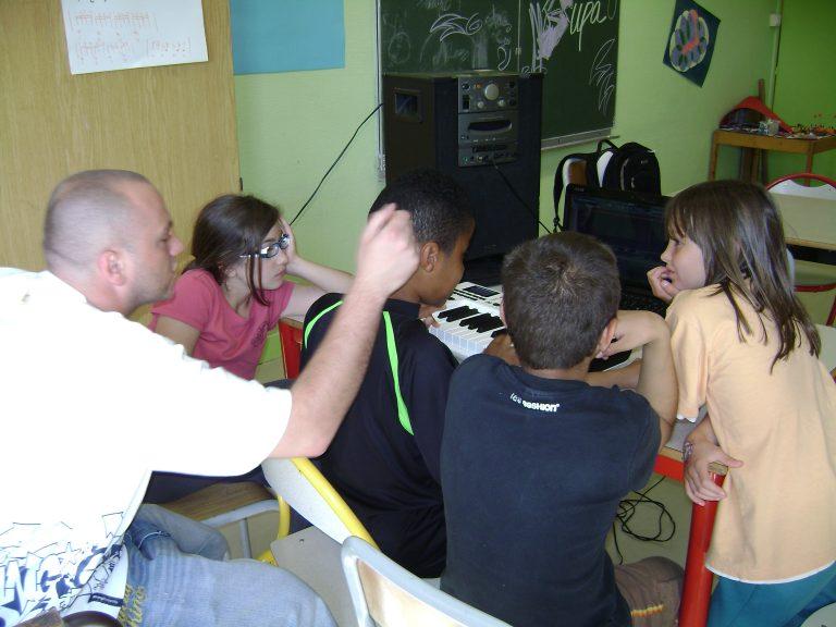 atelier marissel juillet 201023