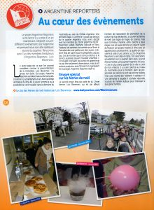article ARGENTINE REPORTERS MARS 2013