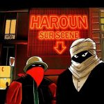 haroun sur scene