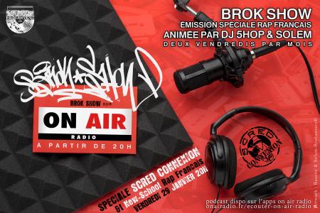 BROK-SHOW-spéciale-sred-connexion-50%